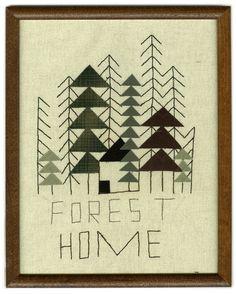 Forest Home – Jon Klassen