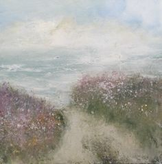 Buy FOOTSTEPS TO THE SEA, Acrylic painting by Hettie Pittman on Artfinder. Discover thousands of other original paintings, prints, sculptures and photography from independent artists.