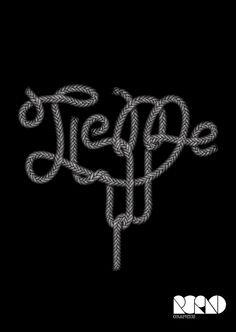 Tie me