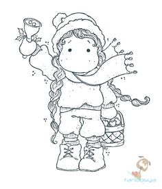 Sweet Dreams Christmas 2011 - Jingle Tilda