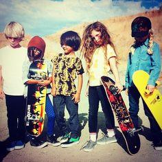 Skate or... Skate!  ok maybe Surf