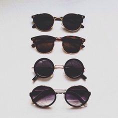 sunglasses round frame ray ban sunglasses grunge style