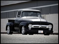 1956 Ford F100 Pickup 408/504 HP, Automatic