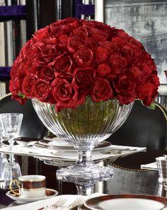 Marion Centerpiece Bowl - Candlesticks & Vases  Decorative Accessories…