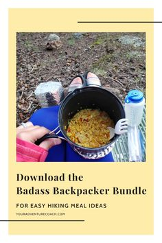 Get the backpacking gear and supplies you need to go from day hiker to badass backpacker. Gear Checklists, hiking food ideas, first aid essentials - all included in one free downloadable bundle! Get it now before your next trip. Backpacking Gear, Hiking Gear, Hiking First Aid Kit, First Aid Kit Checklist, Best Camping Stove, Hiking Food, Menu Planning, Dog Food Recipes, Meals