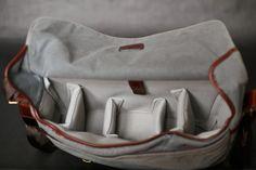 Customizable interior on the Ona Union Street bag. Yes please! XO AZUREÉ