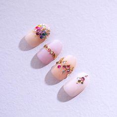 . インドに行きたい . . #nails #naildesign