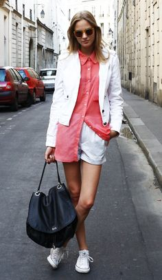 Shoedipity.com loves this chic street chic look!  http://www.shoedipity.com/brands/converse.html
