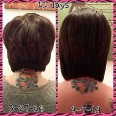 11 DAYS on Hair Skin and Nails! Amazing! Get yours for just $33 as a Loyal Customer! Msg me here: https://www.facebook.com/JannaWrapsANewYou Or text me at: 918-774-5268 :-)