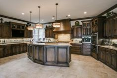 Traditional Kitchen Cabinets  http://www.DFWImproved.com  #KitchenCabinets