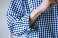 オーバーサイズプルオーバーの製図・型紙と作り方 Blouse Patterns, Clothing Patterns, Sewing Patterns, Sewing Ideas, How To Make Diy, Pattern Making, Free Pattern, Diy And Crafts, Knitting