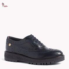 Tommy Hilfiger , Escarpins pour femme - Bleu - Blu, 40 EU - Chaussures tommy hilfiger (*Partner-Link)