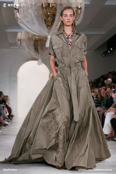 Ralph Lauren spring 2015. (Photo: Nowfashion)