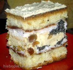 "Торт-пляцок ""Пани Каблучкова"""
