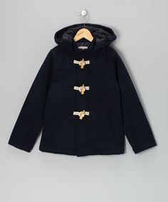 Take a look at this Navy Landon Jacket - Boys by Sovereign Code on #zulily today!