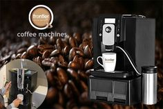 Are you looking to buy coffee machines from a reliable online shop? If so, then contact with Frontier Coffee. Visit our website for more details. Coffee Uses, Coffee Type, Fresh Coffee, Coffee Machines For Sale, Coffee Vending Machines, Filter Coffee Machine, Latte Flavors, Automatic Coffee Machine