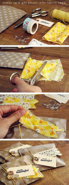 beautiful wrap