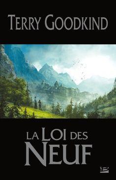 """""""La Loi des Neuf"""" de Terry Goodkind"""