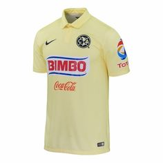 e6feb7a3bdd Playera Nike del Club America 2014/2015 - Local - Click to enlarge Mexican  Soccer