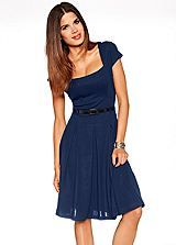 Heine Fitted Jersey Dress
