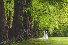 Bryllupsfotografering i Drammen, Gulskogen Gård, Fotograf Wallinga