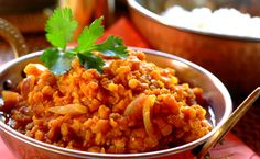 Mauritian-Style Red Lentil Curry recipe | Family Favourites recipes | Whats For Dinner