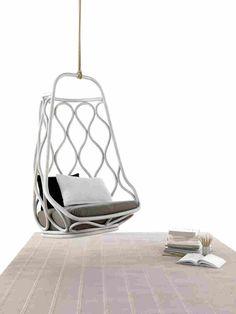Подвесное кресло-качели Náutica от Mut Design
