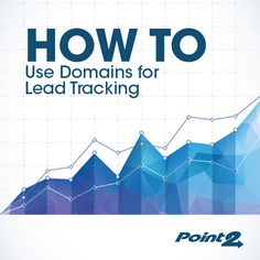 How to use domains for lead tracking - see how well your different real estate advertising sources are working