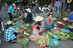 Market in Hoi An