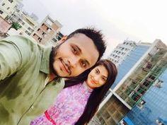 Eid-Ul-Fitr Upcoming Romantic Bangla Natok Kokhono Fire Esho Na  (2016) Free HD download. Mishu Sabb...