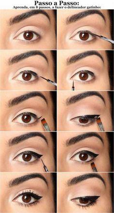 Eye liner: 4 modi per applicarlo alla perfezione