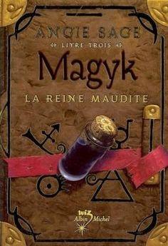 Couverture Magyk, tome 3 : La reine maudite