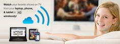 Stream Online Video To A Big Screen With Plair