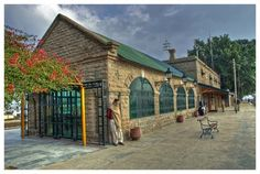 Golra Railway Station Islamabad