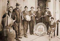 Preservation Hall jazz, New Orleans