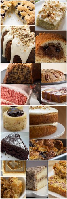 Easter Baking Collection -   Easter is a perfect time to bake your favorite spring desserts. With this collection, I've dialed back the chocolate and turned up the fruits and nuts.