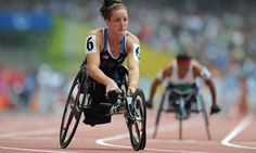 Tatyana McFadden, Paralympics racer: 'I love the training, no matter how tough it is'  To her US Paralympics teammates, she's known as Beast. To her rivals, she's a formidable wheelchair racer who's competing in five events
