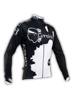 Maillot de Cyclisme /à Manches Longues dhiver pour Hommes
