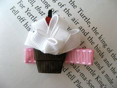 Free Hair Bows Instructions | ... Free Hair Bow Instructions--Learn how to make hairbows and hair clips