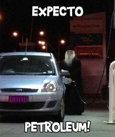 Hasrry Potter humor