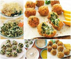 These Spinach Balls are legendary and they are the perfect appetiser to share with family and friends. They use a handful of ingredients and taste amazing!