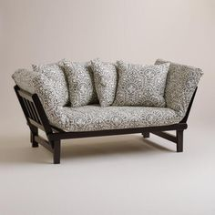 Foot Of Bed Or In Bedroom In General? Cost Plus World Market Day Sofa