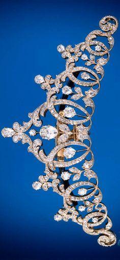 Tiara by Tiffany & Co.