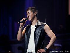 Kim Hyun Joong, KEYEAST Official Site Update