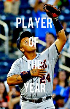 Congrats to Miggy on winning 2013 Player Of The Year, 2013 Outstanding Player Of The Year, and being on the cover of MLB '14 The Show!