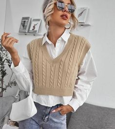 Adrette Outfits, Retro Outfits, Cute Casual Outfits, Stylish Outfits, Vintage Outfits, Work Outfits, Winter Fashion Outfits, Look Fashion, Spring Outfits