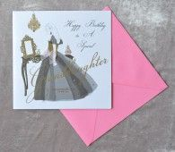 Buy Grand Daughter birthday cards for women from five dollar shake