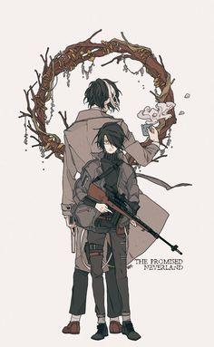 ThePromisedNeverland約束のネバーランド (Yakusoku noNeverland) #Manga