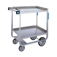 Lakeside 743 Heavy Duty Utility Cart, 2 Shelves, Stainless Steel, 700 lb Capacity, x x Modern Kitchen Furniture, Cheap Furniture, Discount Furniture, Online Furniture, Furniture Handles, Furniture Outlet, Furniture Stores, Luxury Furniture, Rolling Utility Cart