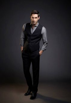 Tom Ellis - Lucifer Morningstar